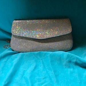Clutch purse from Claire's
